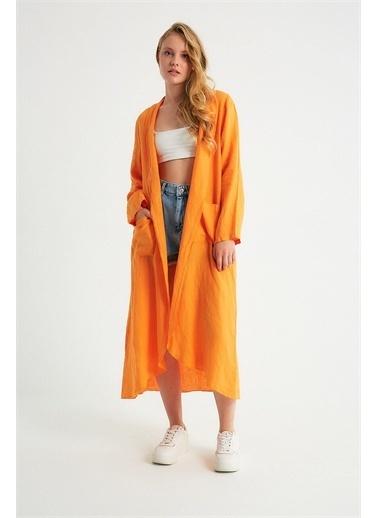 Robin Kimono Oranj